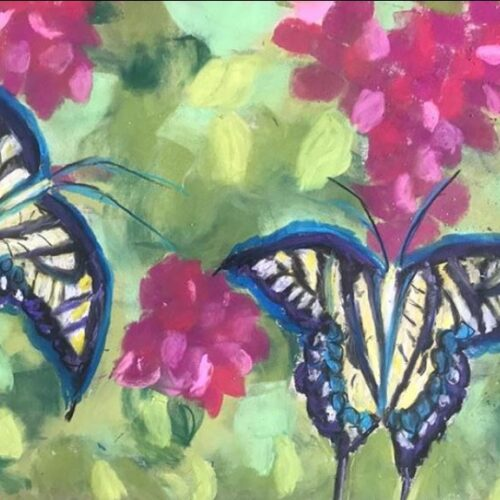southern swallowtails